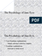 Jane Eyre and Psychology