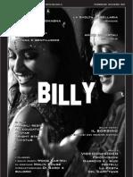 Billy Numero 20 Febbraio