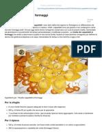 Blog.giallozafferano.it-ricetta Cappelletti Ai Formaggi