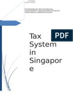 Corporate Tax in Singapore