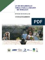 Plan de Desarrollo Terretorial-ciudad Barrios