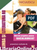 Youblisher.com-699650-Limba Si Literatura Romana Ghid de Pregatire Pentru Bacalaureat