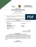 73.Hotarire privind aprobarea regulamentului cu privire la activitatea grupului de lucru pentru achizitii.doc