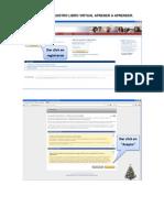 Manual de Registro Al Libro Virtual Aprener a Aprender