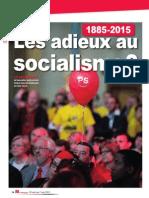 Les adieux au socialisme ? M...Belgique, 30 avril 2015.
