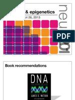7. Genetics and Epigenetics