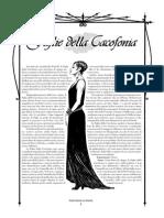 Vampiri La Masquerade - Libro Del Clan Figlie Della Cacofonia