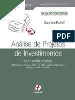 Analise Proj Investimentos