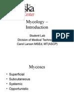 Mycology Introduction