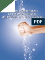 Démocratiser l'Internet Haut Débit Au Sénégal