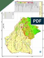 A3_Romania - bazine hidrografice utilizarea terenurilor
