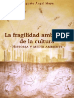 La Fragilidad Ambiental Augusto Angel Maya