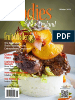 Foodies of New England Winter 2015