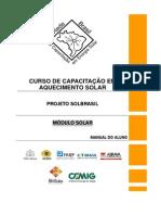 Manual Aluno SOLAR - RBCAS Abril2009 Cemig