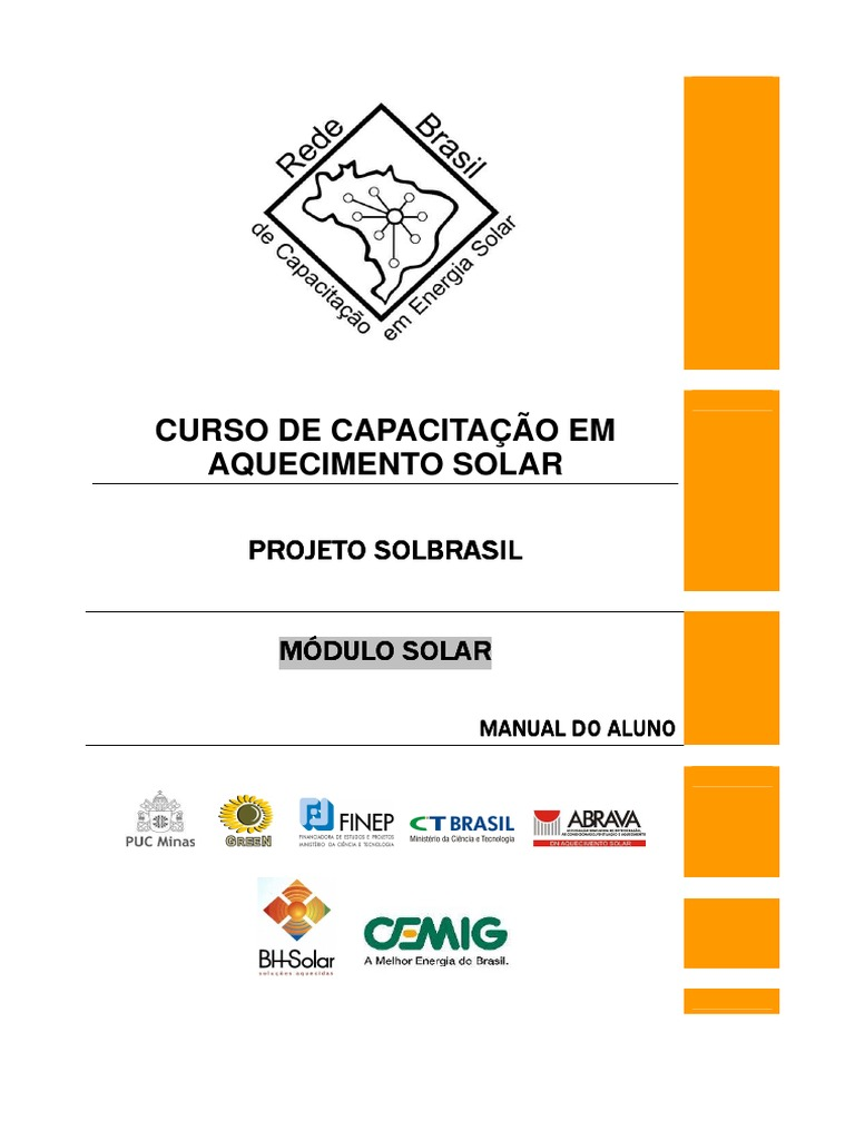 6d367c5336c Manual Aluno SOLAR - RBCAS Abril2009 Cemig