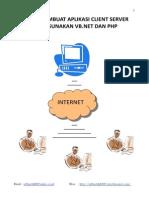 eBook Membuat Aplikasi Client Server Menggunakan Vb.net Dan Php