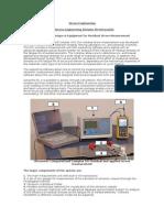 Ultrasonic Technique & Equipment for Residual Stress Measurement