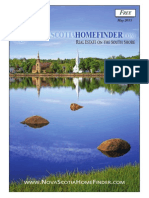 Nova Scotia Home Finder South Shore, May 2015 edition