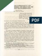 PLJ Volume 56 Third Quarter -06- Bayani K. Tan, Ma. Gracia M. Pulido - Katarungang Pambarangay Law