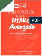 Guia CursoHTML5 CodigoFacilito