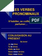Les Verbes Pronominaux (1)
