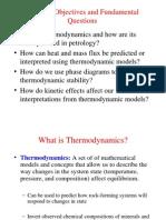 Thermodynamics Kinetics