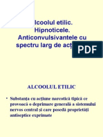 Alcoolul Etilic SP