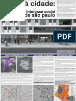 habitação no bairro Santa Cecília- São Paulo