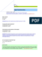 Fibromyalgia Summary Jason Uttley
