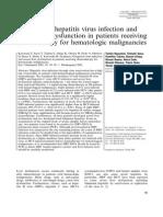 2001 Incidencia en Malignidades Hematologicas