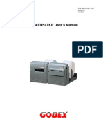 Manual Modelo Godex y Citho