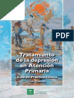 Tratamiento en La Practica Clinica de La Depresión en Atención Primaria