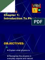 1.1 Undestanding Physics