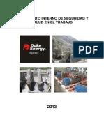 Reglamento Interno Duke Energy -peru
