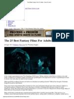 The 25 Best Fantasy Films for Adults « Taste of Cinema - 1