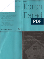 233488126 Karen Barad What is the Measure of Nothingness Infinity Virtuality Justice 100 Notes 100 Thoughts Documenta Series 099