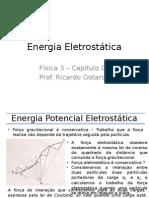 Energia Eletrostática