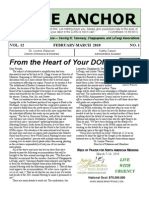 Newsletter - February-March 2010