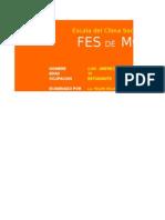 Clima Familiar Social (FES)