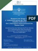 Rapport de Stagess