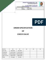 P1064-00-M05-123-R1-Check Valve