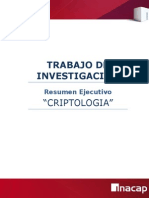 RESUMEN EJECUTIVO Criptologia - Jorge Aviles