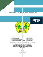 Farmakologi Otonom,SSP,Anastesi