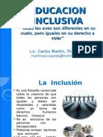 4ta Semana. Educación Inclusiva