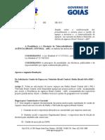 Resoluçao Direx 001 2015