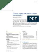 Esteatosis Metabolica dismetabolica o higado graso metabolico