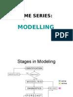 ARIMA Modelling
