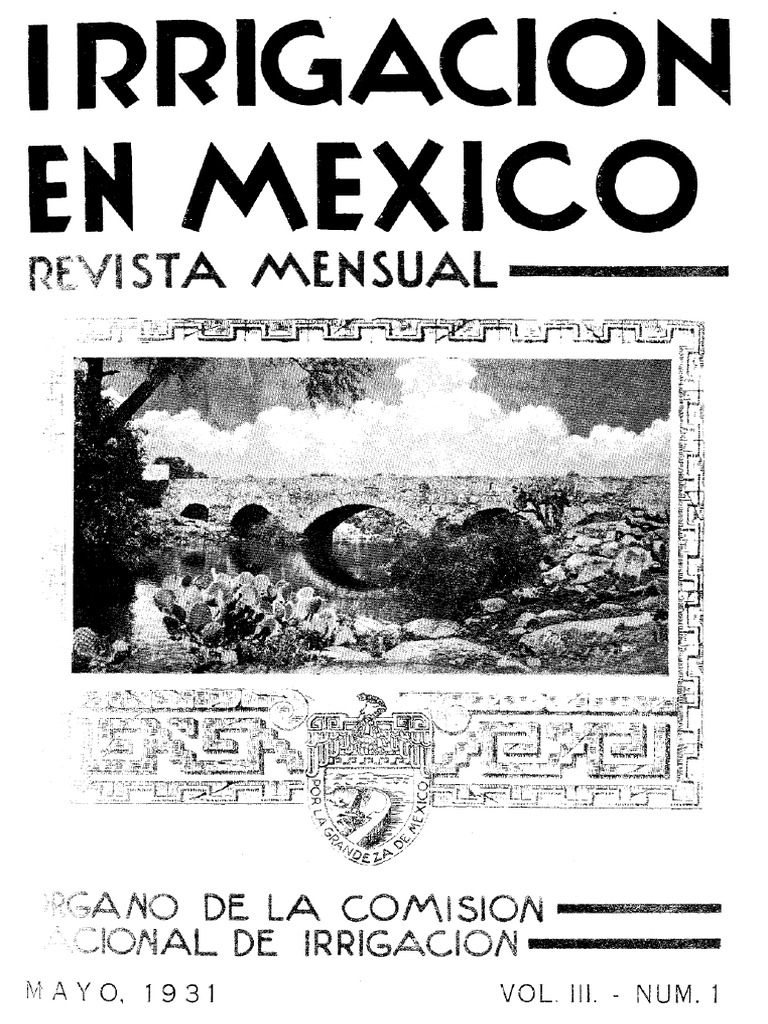 996cc1186f1d Irrigación en México Volumen 3
