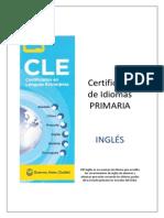 Cle Cip Inglés
