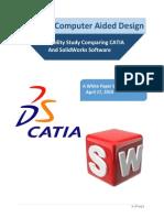 SolidWorks vs CATIA